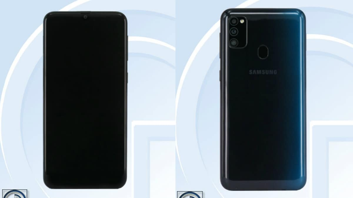Samsung Galaxy M30s Spotted on TENAA Ahead of Launch