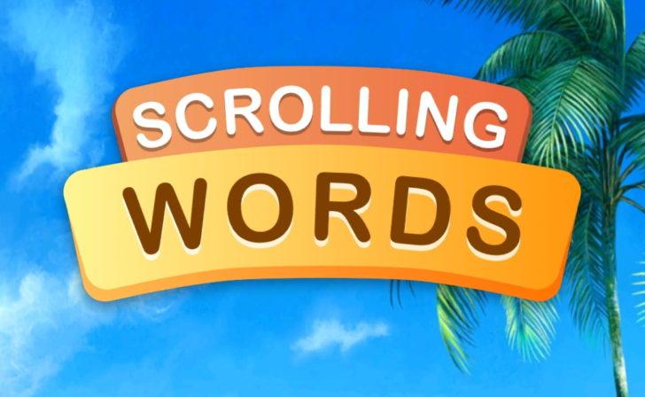 Scrolling Words предлагает все, что вы хотели бы в игре кроссворд, вплоть до буквы [Sponsored]