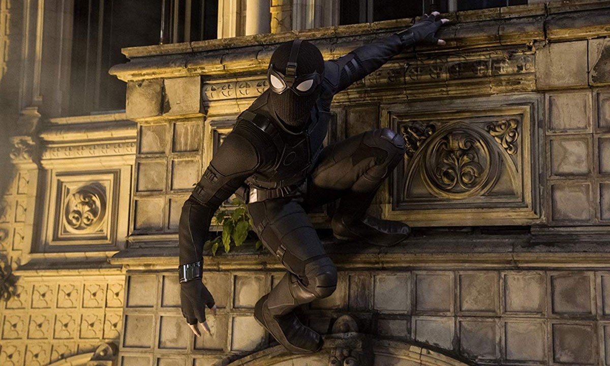 """Sony Trolls Marvel с трейлером """"Человек-паук"""""""