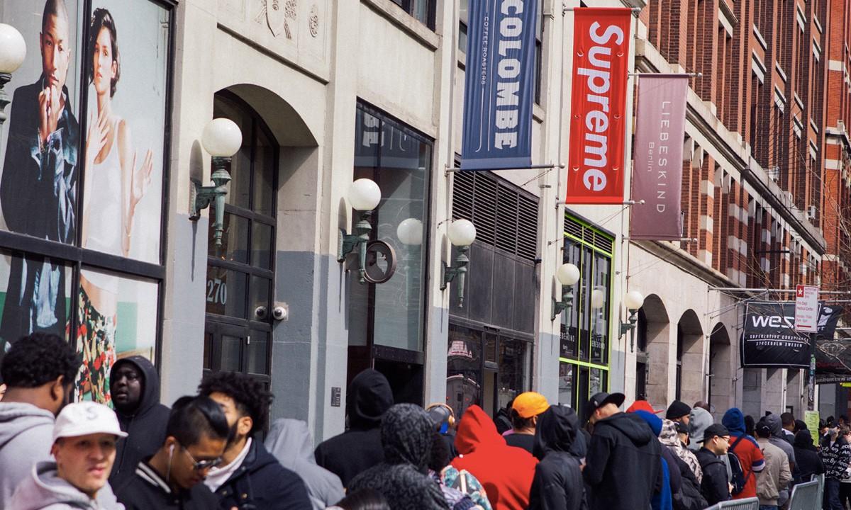 Supreme официально закрывает свой магазин Lafayette Street