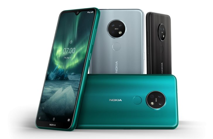 [Update: Just India] Nokia 6.2 и 7.2 не будут иметь NFC на некоторых рынках - это означает, что Google Pay