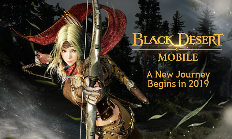 [Update: Pre-reg now available] В этом году Pearl Abyss выпустит Black Desert Mobile в мире на Android