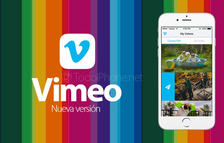 Vimeo для iPhone теперь имеет поддержку Chromecast и многое другое 1