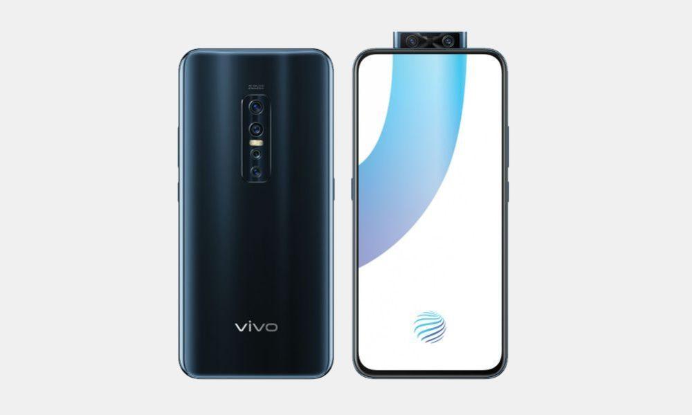 Vivo 17 Pro прибудет с двойной всплывающей камерой