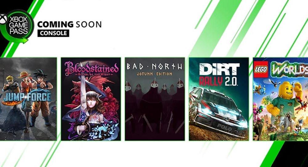 Xbox Game Pass сентябрьское обновление № 2: LEGO, гонки и многое другое