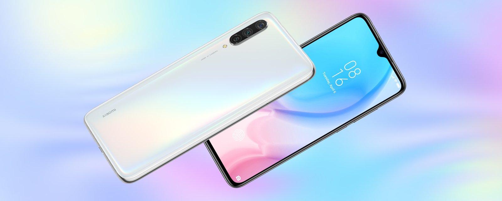 Xiaomi представляет Mi 9 Lite, новую модель линейки Mi 9
