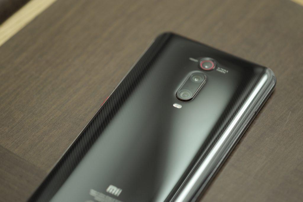 Xiaomi Mi 9T Pro back camera