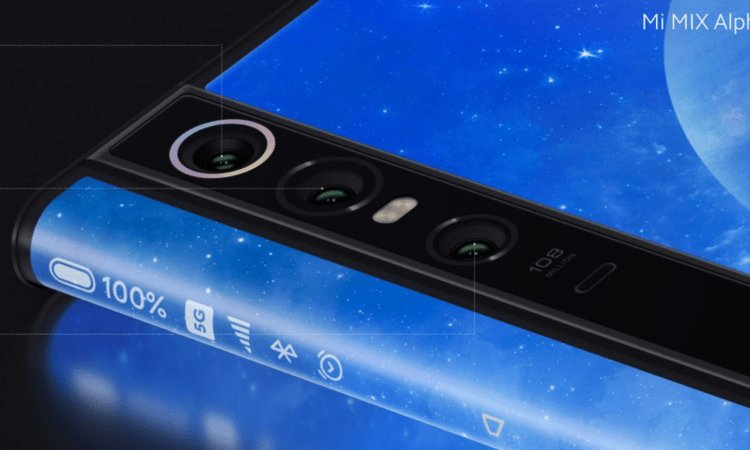 Xiaomi Mi Mix Alpha является официальным! Первый полноэкранный смартфон