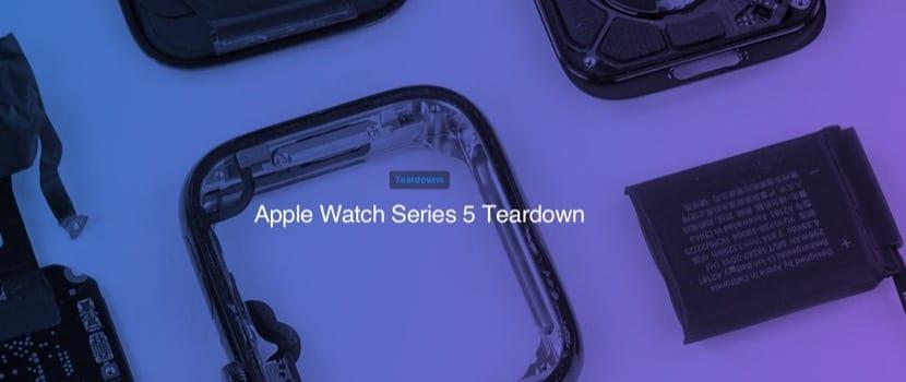 iFixit уже имеет в своих руках новый Apple Watch 5 серия