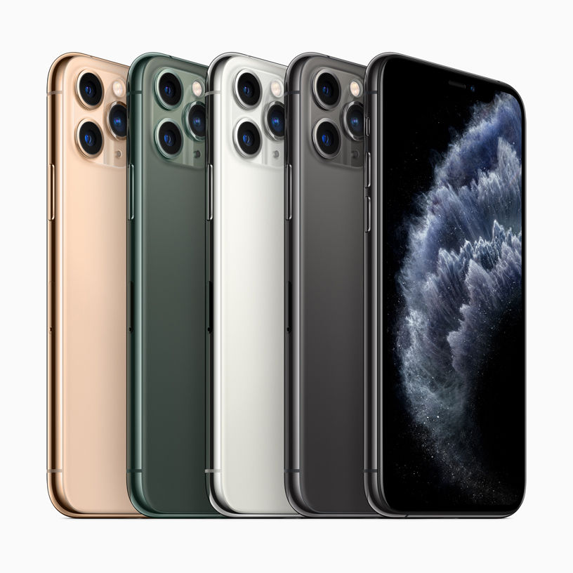 iPhone 11 Pro Номер модели A2160, A2215, различия A2217