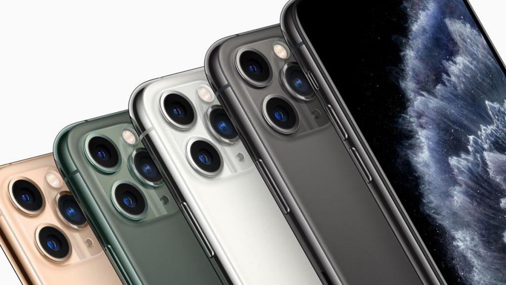 iPhone 11 Pro Max Номер модели A2161, A2218, A2220 Отличия