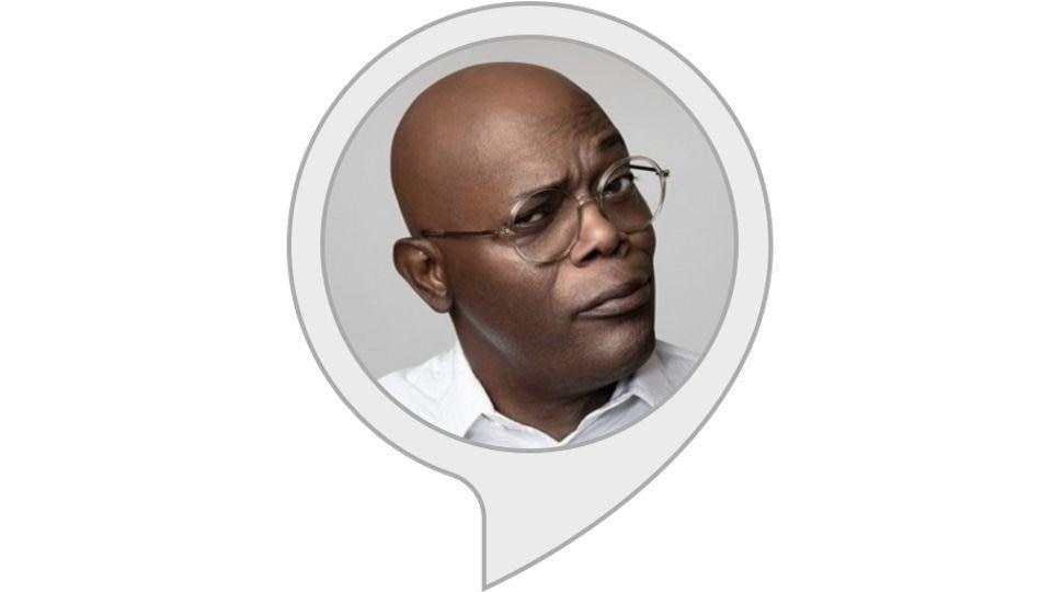 Amazon Alexa gets celebrity Samuel L. Jackson's voice.