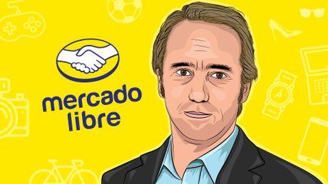 История Маркоса Гальперина: как он основал Mercado Libre