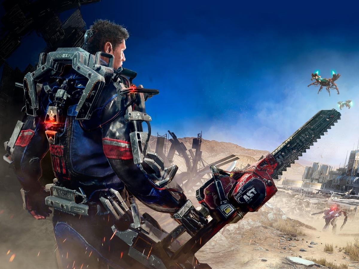 Обзор Surge (PC, PS4, Xbox One) - научно-фантастический, с множеством вызывающих ярость всплесков сложности