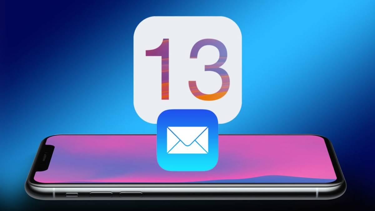 Пять основных улучшений, которые приходят в приложение Mail с iOS 13