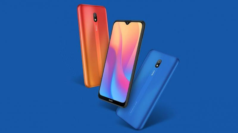 The Redmi 8A has a surprising list of features including a 5000mAh battery and support for fast charging.