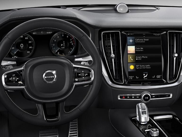 Эрикссон и Volvo заключили пятилетнее соглашение о продаже автомобилей