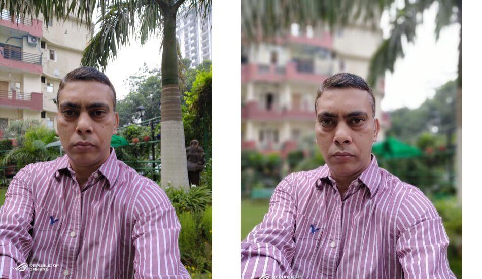 """Asus Rog Phone 2: Selfie Shots """"width ="""" 950 """"height ="""" 550"""