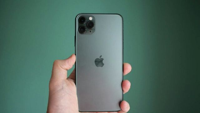 iPhone 11 Pro Max продлевает срок службы батареи