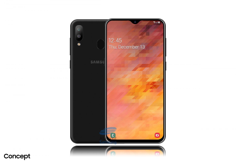 Это будут спецификации Samsung Galaxy M30 2
