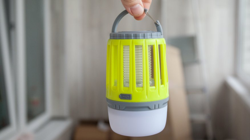 Лампа от комаров, часть 2: Уторч - это кемпинговый фонарь на 18650/21700 батарей 2