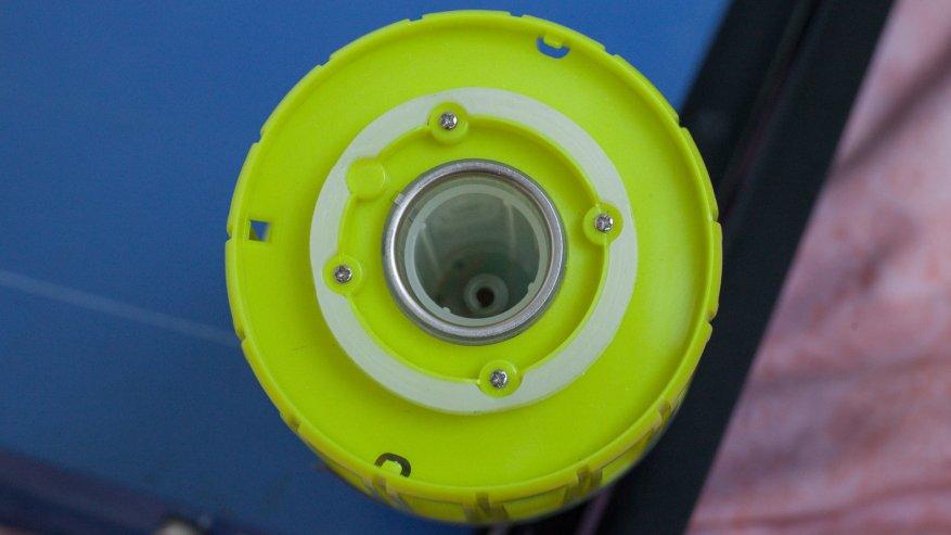 Лампа от комаров, часть 2: Уторч - это кемпинговый фонарь на 18650/21700 батарей 3