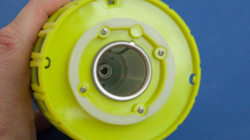Лампа от комаров, часть 2: Уторч - это кемпинговый фонарь на 18650/21700 батарей 5
