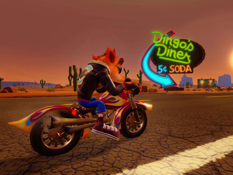 Crash Bandicoot N. Sane Трилогия практический обзор