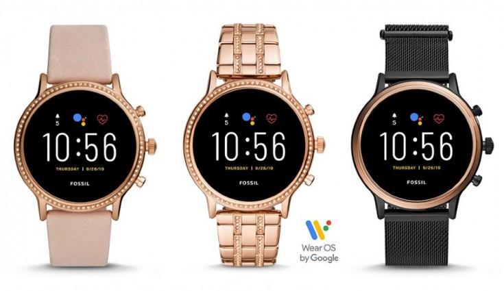 Fossil запускает умные часы Gen 5 с Snapdragon Wear 3100 в Индии по цене 22 995 рупий