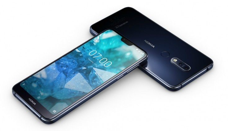 Nokia 7.1 получает обновление с сентябрьским патчем безопасности Android