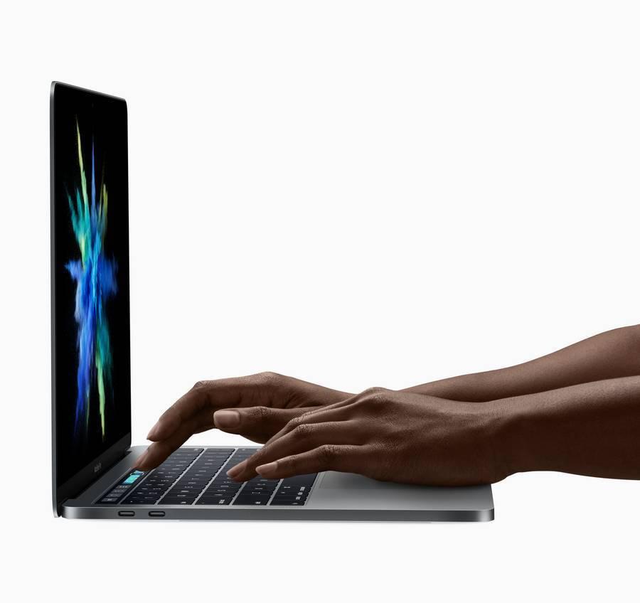 Загадки MacBook Pro видны на FCC