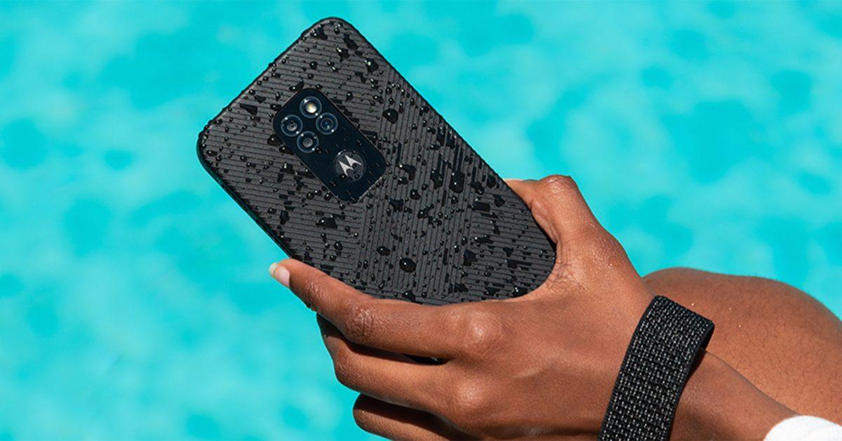 Выпуск защищенного телефона Motorola Moto Defy по цене 279 фунтов стерлингов 1