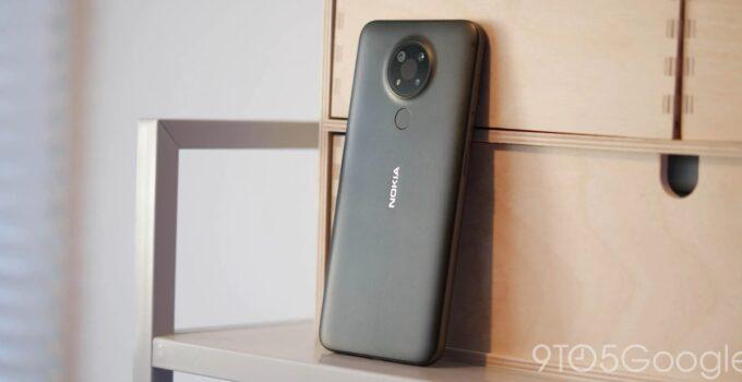 Дорожная карта Nokia Android 11 еще больше отодвигает график 197