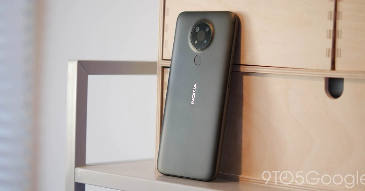 Дорожная карта Nokia Android 11 еще больше отодвигает график 1