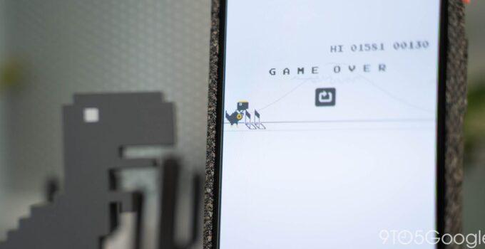 Игра Chrome Dino Run получила пасхальное яйцо на Олимпийских играх в Токио 183