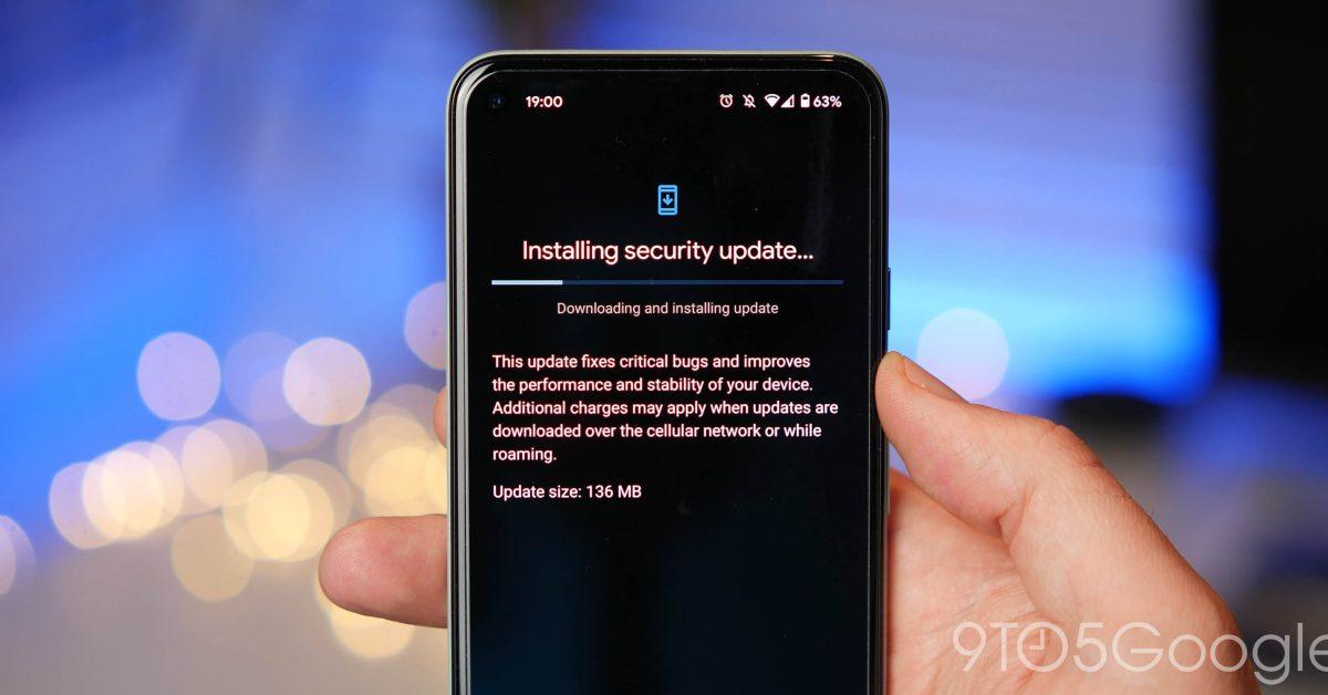 Июльское исправление безопасности для Google Pixel, заводские образы и OTA в прямом эфире 1