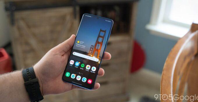 Компания Samsung обновила эти устройства до Android 11. 247
