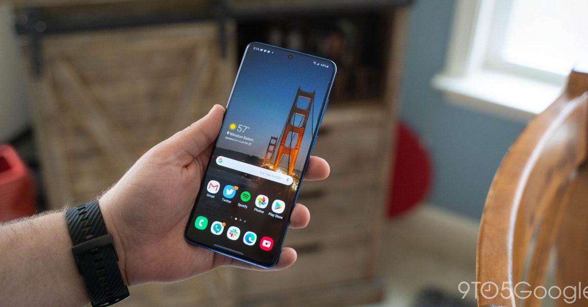 Компания Samsung обновила эти устройства до Android 11. 1