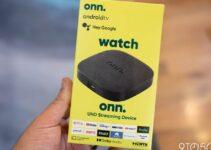 Коробка Walmart Onn получает обновление Android TV с новым патчем безопасности, исправлениями зависания и многим другим 3