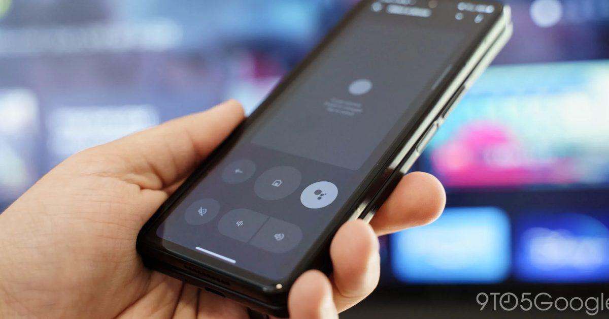 Новый встроенный в приложение пульт Android TV от Google требует обновления на вашем телевизоре 1