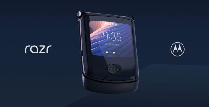 Новый Motorola Razr добавляет 5G, настраивает оборудование и удваивает внешний дисплей 169