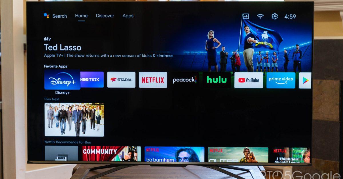 Обзор: Hisense U8G превосходит Chromecast по производительности Android TV с панелью высшего уровня 1