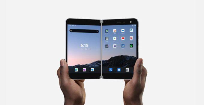 Оригинальный Surface Duo теперь официально получит Android 11 к концу 2021 года 115