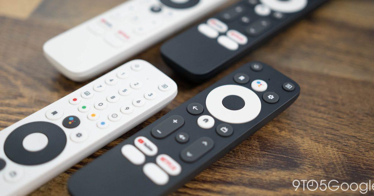 Практика: эталонный дизайн Google устанавливает восхитительный стандарт для пультов дистанционного управления Android TV 1