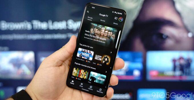 Приложение Google TV выходит в 14 стран и официально запускает встроенный в приложение пульт Android TV 383
