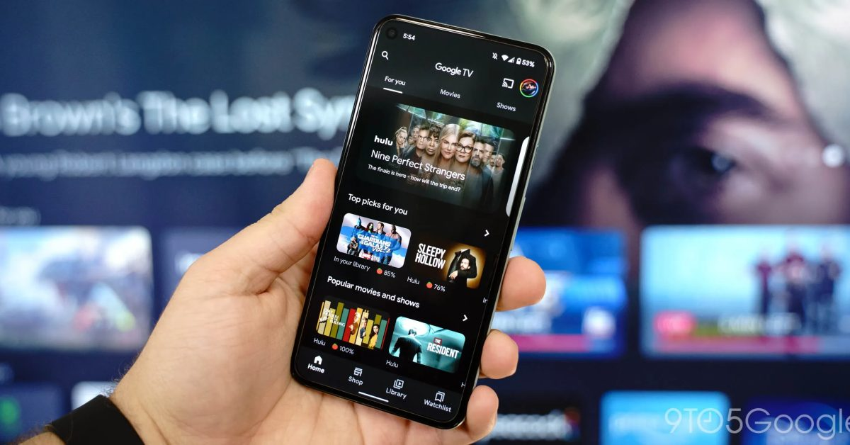 Приложение Google TV выходит в 14 стран и официально запускает встроенный в приложение пульт Android TV 1