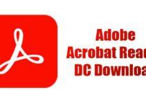 Скачать последнюю версию Adobe Acrobat для Windows 10 (Автономный установщик)