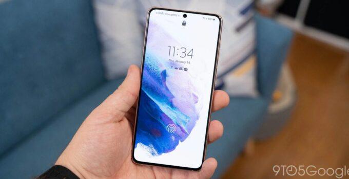 Бета-версия Android 12 от Samsung должна была выйти на прошлой неделе, но была отложена 161