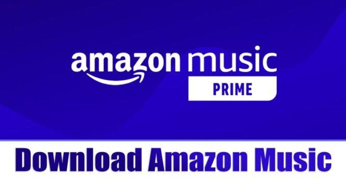 Скачать Amazon Музыка (автономный установщик) Для Windows & amp;  MAC