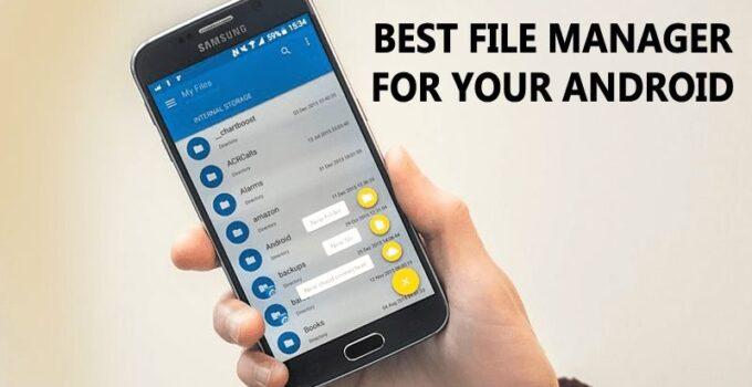 10 лучших файловых менеджеров для вашего Android устройства